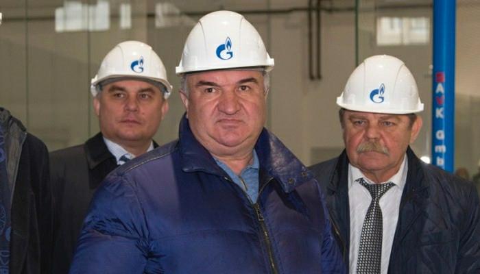 РаульАрашуков (в центре). Фото