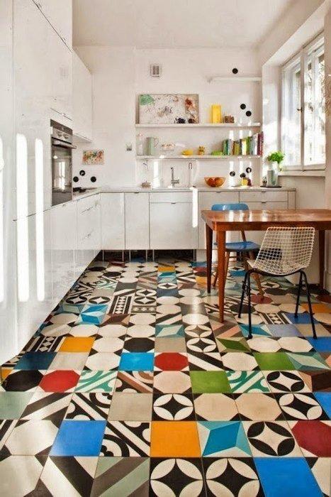 Фотография: в стиле , Декор интерьера, DIY, Декор, handmade декор, бюджетные идеи декора, что делать с остатками плитки – фото на InMyRoom.ru