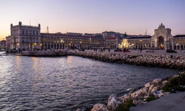 Достопримечательности Лиссабона в фотографиях