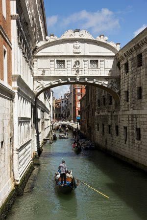 Достопримечательности Венеции в фотографиях