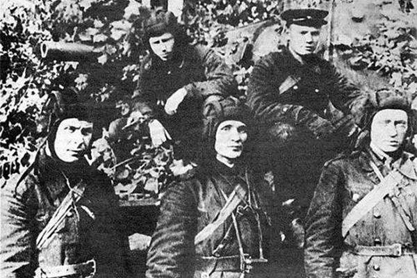 Пять дерзких подвигов танкистов герои, подвиг, танкист, танк, Великая Отечественная Война, история
