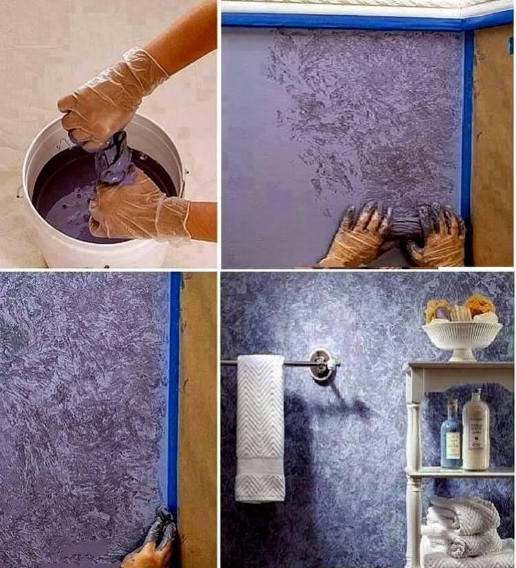 3 способа бюджетно оформить стены своими руками так, чтобы это смотрелось дорого!