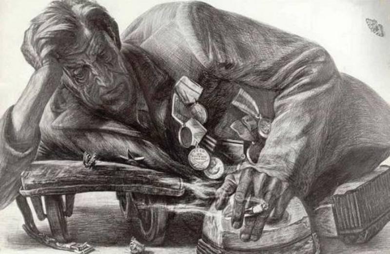 Автографы войны, или Горький вкус победы