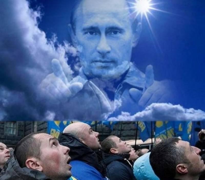 """Эксперт: Украину ждет крах и """"страшный сценарий Путина"""""""