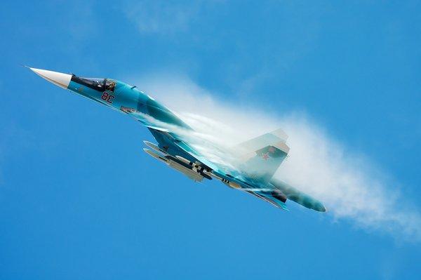 Как единственный находившийся на вооружении Су-34 РФ подавил все ПВО Грузии и помог выиграть небо