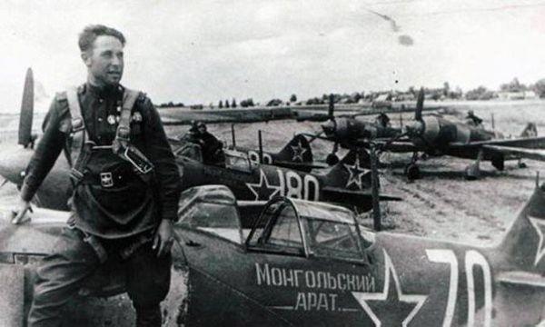 Монгольская помощь Советскому Союзу