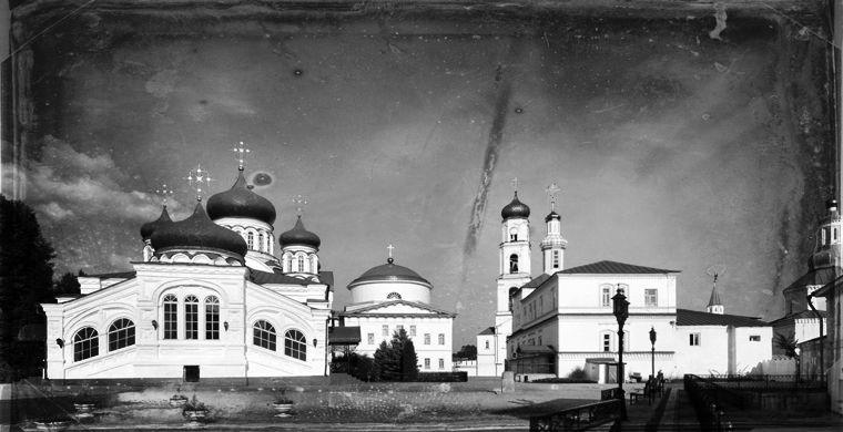 Раифский Богородицкий мужской монастырь, Казань. Истории российских городов - самые мистические.