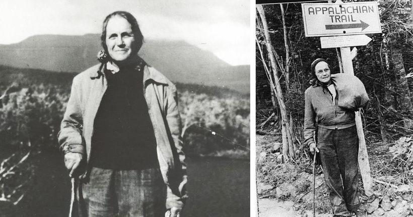 Бабушка Гейтвуд — самая известная пешая туристка в Америке