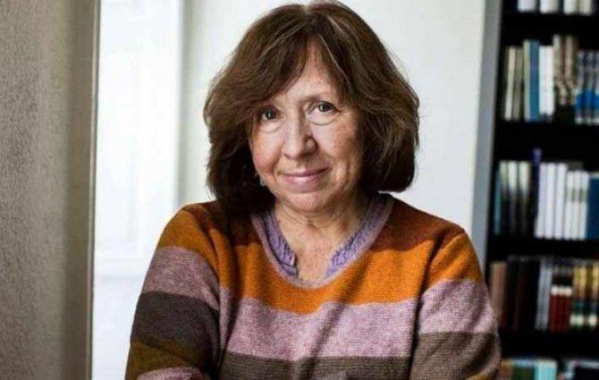 А теперь - Нобелевские лауреаты: сайт «Миротворец» пополнил свои списки Светланой Алексиевич
