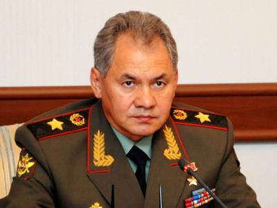 Сергей Шойгу - Министр обороны РФ