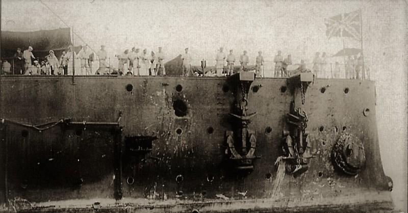 Выживший при Цусиме. История крейсера «Аврора» Цусима, интересное, история, крейсер «Аврора»