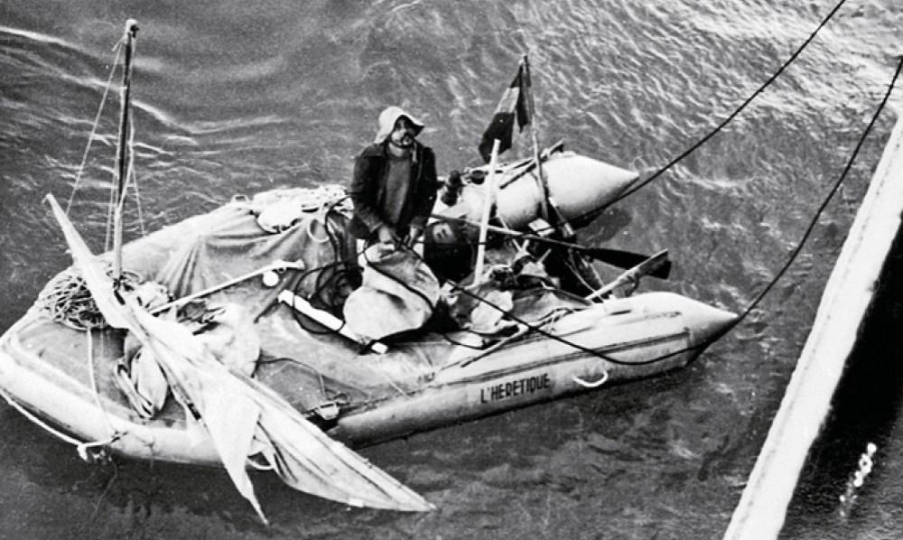 Отчаянные мореплаватели  Как выжить в океане в одиночку?