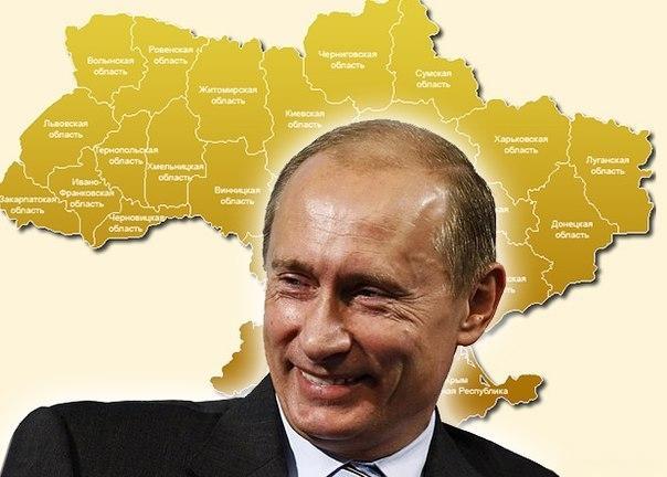 Прибалты объяснили Киеву, кого Путин хочет видеть во главе Украины