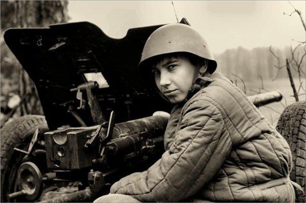Как Коля Сиротинин остановил танковую дивизию Гудериана