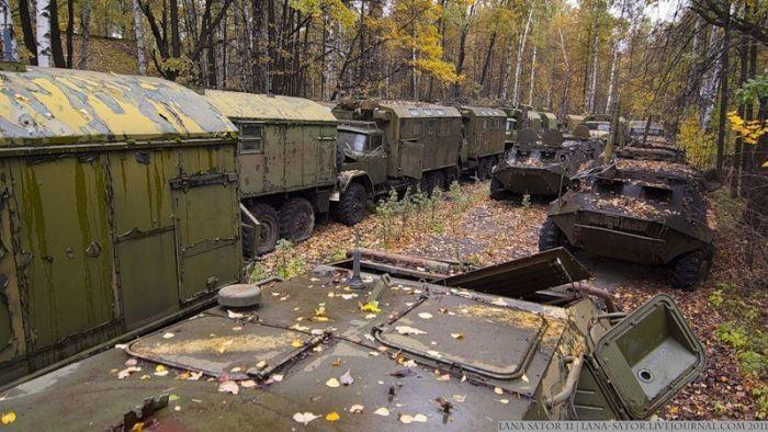 wojska zmotoryzowane