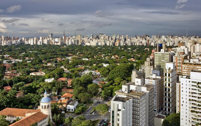 Сан-Паулу, Самый большой город в мире