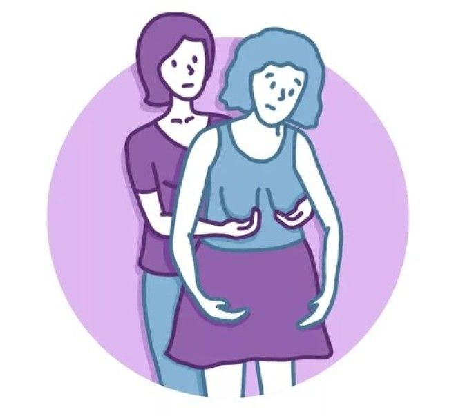 9 приёмчиков, которые помогут не обвиснуть груди
