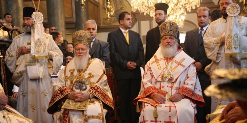 Греция не дает визы представителям РПЦ из-за конфликта вокруг Украины