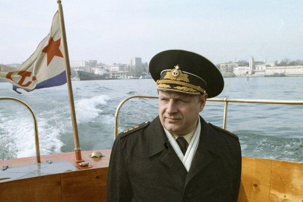 Взял ответственность на себя и объявил Черноморский флот российским