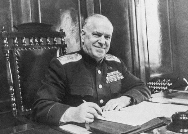 Как характеризовали Георгия Жукова его коллеги
