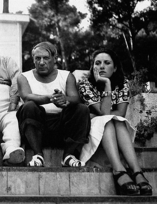 Пабло Пикассо и его музы