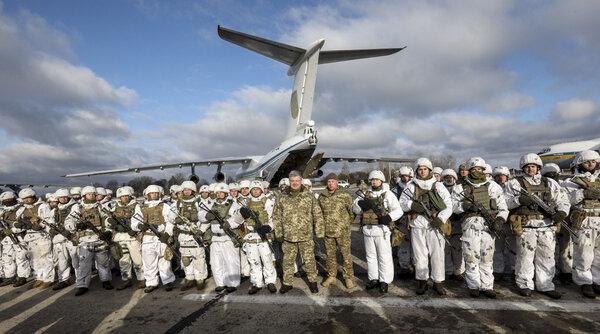 Зачем Порошенко стягивает войска к российской границе?
