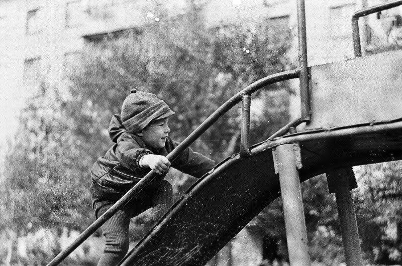 3 детская площадка из горячего металла СССР, история, факты