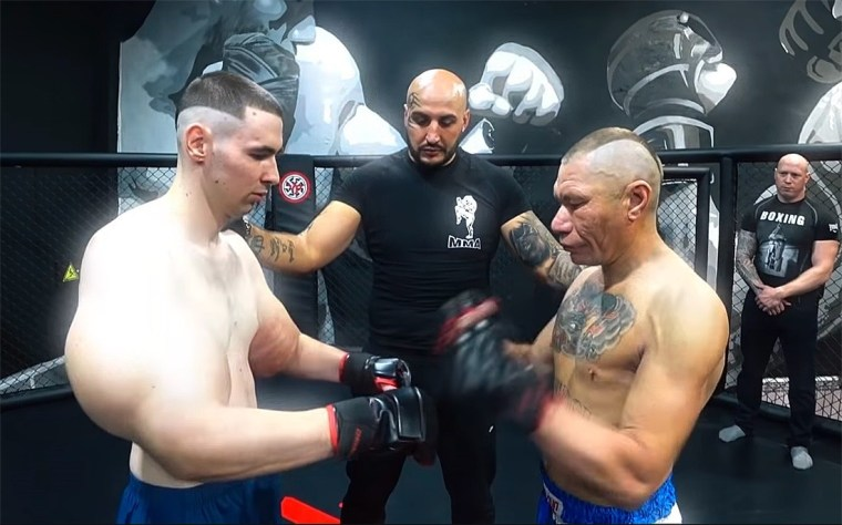 TOP-3 Russian MMA freak fights