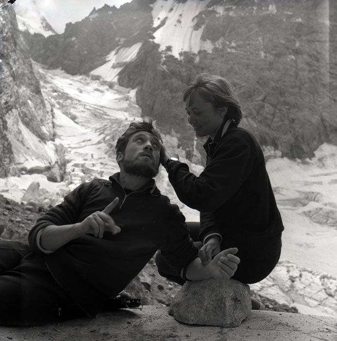 4. «Вертикаль» (1967). Фильмы про советский спорт и спортсменах СССР. Лучшие из них