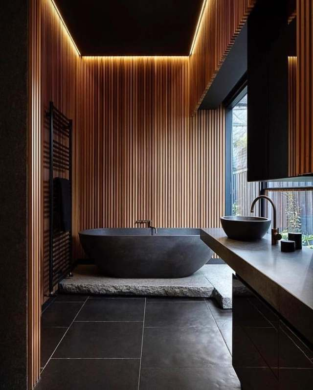 Каждая деталь японского интерьера придерживается главному принципу восточного стиля - простота и удобство