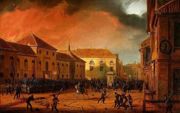Варшавское восстание 1830-31 гг.