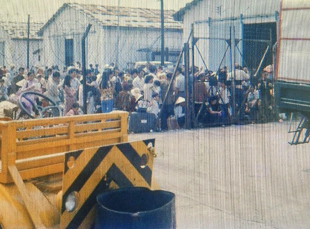 Эвакуация жителей Дананга
