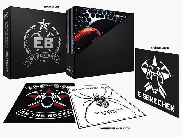 Eisbrecher – Black Box One / 9LP-Box
