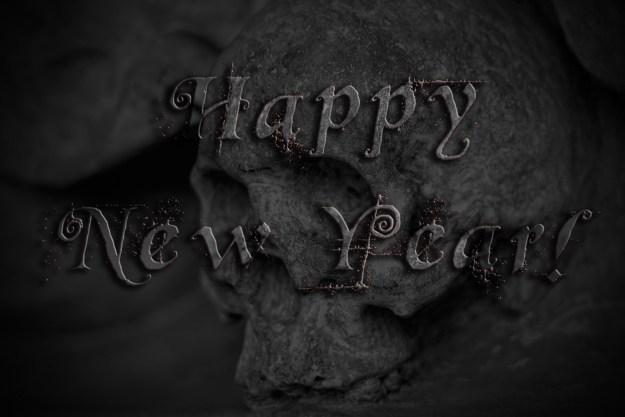 Guten Rutsch / Happy New Year
