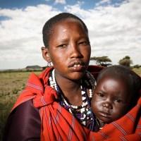 TANZANIA - Masai Village