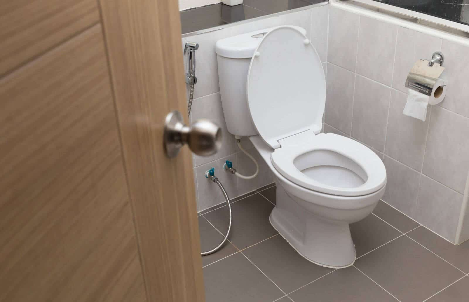 how to measure a toilet rough in mt