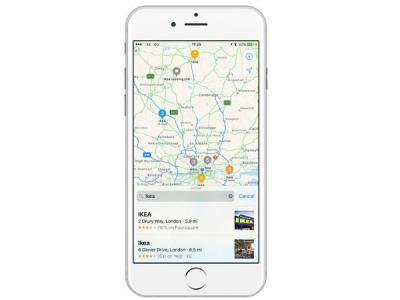 mobile map apps