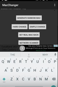 Mac Address Changer - Xfinity Wifi Hacker 3