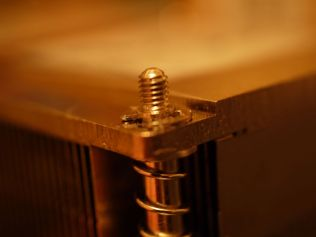 X10SDV-7TP4F stock heatsink retention clip