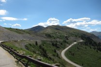 Cottonwood Pass East Side