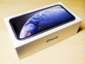iPhoneXR-box