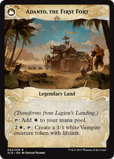Adanto, the First Fort (XLN) 22
