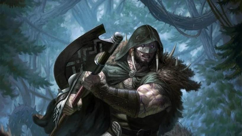 garruk-cursed-huntsman-art-eric-deschamps