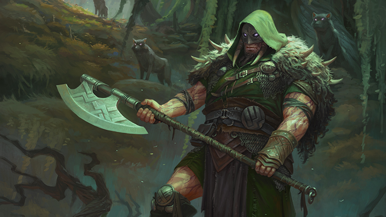 garruk-cursed-huntsman-art