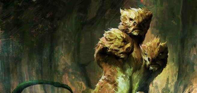 Image result for questing beast art