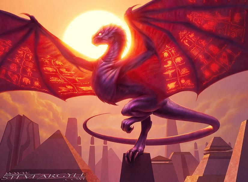 akh-198-enigma-drake-art-by-steve-argyle