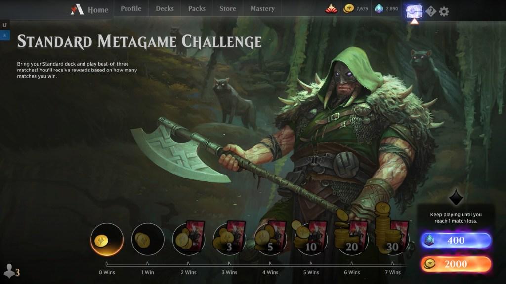 Standard Metagame Challenge- Ikoria: Lair of Behemoths