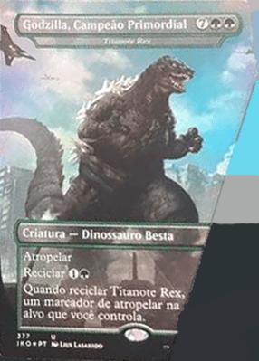 Godzilla, Primordial Champion