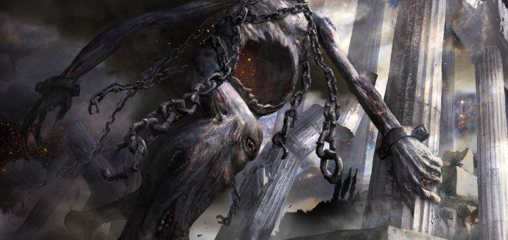 Kroxa-Titan-of-Deaths-Hunger-Theros-Beyond-Death-Art