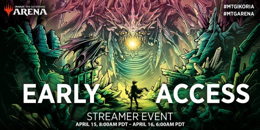 Early Access Streamer Event